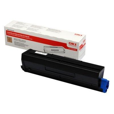 Тонер-картридж для лазерных аппаратов Oki B430/440/MB400 7K (43979211/43979202)Тонер-картриджи для лазерных аппаратов Oki<br>Тонер-картридж для лазерных аппаратов Oki B430/440/MB400 7K<br>