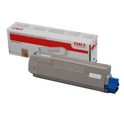 Тонер-картридж для лазерных аппаратов Oki MC851/861 7.3K (yellow) (44059169/44059165) тонер картридж для лазерных аппаратов oki c5650 5750 2k yellow 43872321 43872305