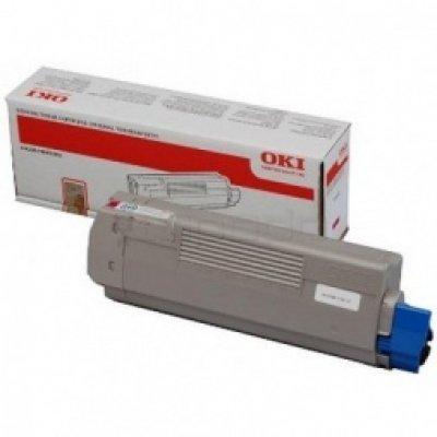 Тонер-картридж для лазерных аппаратов Oki MC851/861 7.3K (magenta) (44059170/44059166) тонер картридж для лазерных аппаратов oki c823 7к black 46471108