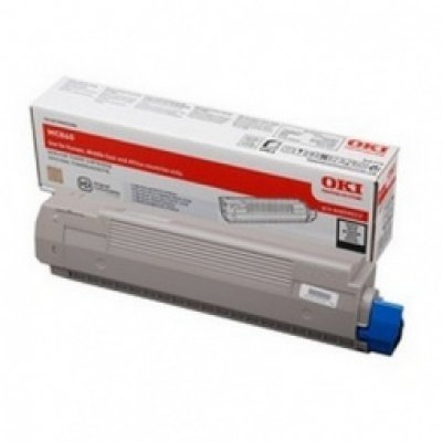 Тонер-картридж для лазерных аппаратов Oki MC861 10K (cyan) (44059263/44059255)Тонер-картриджи для лазерных аппаратов Oki<br>Тонер-картридж для лазерных аппаратов Oki MC861 10K (cyan)<br>