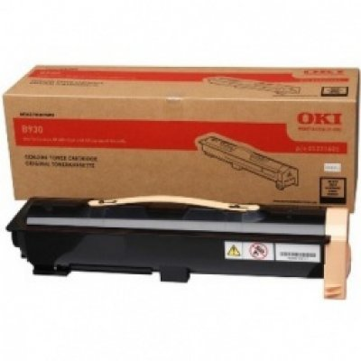 Тонер-картридж для лазерных аппаратов Oki MC861 9.5K (black) (44059264/44059256) тонер картридж для лазерных аппаратов oki c3300 3400 3450 3600 2 5k cyan 43459347 43459331