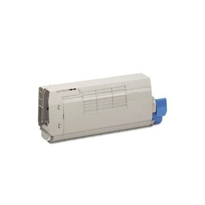 Тонер-картридж для лазерных аппаратов Oki C710/711 11.5K (cyan) (44318623/43866107) тонер картридж для лазерных аппаратов oki c3300 3400 3450 3600 2 5k cyan 43459347 43459331