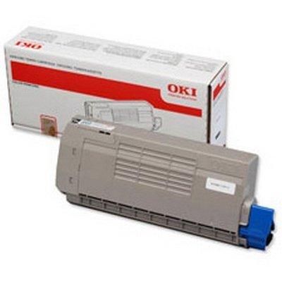 Тонер-картридж для лазерных аппаратов Oki C710/711 11K (black) (44318624/43866108) тонер картридж для лазерных аппаратов oki c3300 3400 3450 3600 2 5k cyan 43459347 43459331