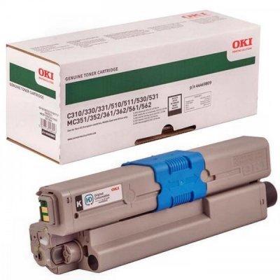 цены на Тонер-картридж для лазерных аппаратов Oki C310/330/331/510/511/530/531/MC351/352/361/362/561/562 3.5K (black) (44469809/44469803) в интернет-магазинах