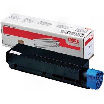 Тонер-картридж для лазерных аппаратов Oki B431/MB461/471/491 7K (44574805/44574802) тонер картридж для лазерных аппаратов oki c3300 3400 3450 3600 2 5k cyan 43459347 43459331