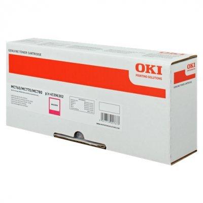Тонер-картридж для лазерных аппаратов Oki МС760/770/780 6K (magenta) (45396302)Тонер-картриджи для лазерных аппаратов Oki<br>Тонер-картридж для лазерных аппаратов Oki МС760/770/780 6K (magenta)<br>