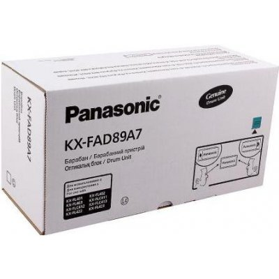 Фотобарабан Panasonic KX-FAD89A7 для KX-FL403RU (KX-FAD89A7)Фотобарабаны Panasonic<br>Фотобарабан Panasonic KX-FAD89A7 для KX-FL403RU<br>