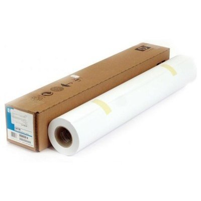 Бумага для принтера HP Q1413B (Q1413B) бумага hp 36 a0 914мм х 30 5м 130г м2 рулон с покрытием для струйной печати сверхплотная c6030c