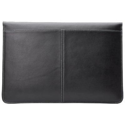 Чехол для ноутбука HP Case Elite Leather Sleeve M5B12AA (M5B12AA) 14 чехол для ноутбука hp chroma sleeve серый зеленый