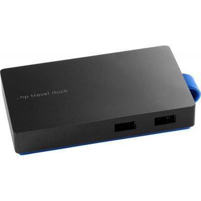 Док-станция для ноутбука HP USB Travel Dock T0K30AA (T0K30AA), арт: 257075 -  Док-станции HP