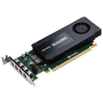 Видеокарта ПК HP NVIDIA Quadro K1200 T7T59AA (T7T59AA)Видеокарты ПК HP<br>Graphics Card NVIDIA Quadro K1200, 4GB, 4xmini-DisplayPort (4 x mini-DisplayPort -&amp;gt; DisplayPort) PCI-E 2.0 x16 (Z240 Tower/SFF, Z440, Z640, Z840)<br>