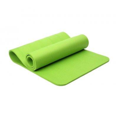 Коврик для аэробики HouseFit NBR MAT 1800x600x10мм зеленый (1800 ЗЕЛЕНЫЙ) vintage hollow out leaf tassel torque for women