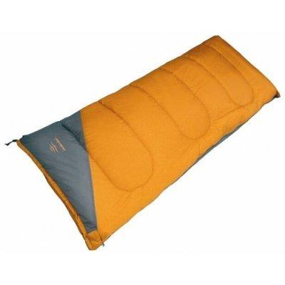 Спальный мешок Bergen Sport Comfort 200 темно-серый/желтый (COMFORT 200)Спальные мешки Bergen Sport<br>спальный мешок-одеяло<br>кемпинговый<br>температура комфорта от 15°С<br>синтетический наполнитель<br>состегивание с аналогичным спальником<br>вес 1.14 кг<br>