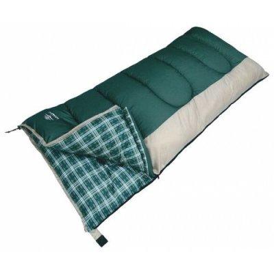 Спальный мешок Bergen Sport Katmai 400 жёлтый/черный (KATMAI 400)Спальные мешки Bergen Sport<br>спальный мешок-одеяло<br>трехсезонный<br>температура комфорта от -5°С<br>синтетический наполнитель<br>утепленная молния<br>состегивание с аналогичным спальником<br>вес 2.38 кг<br>