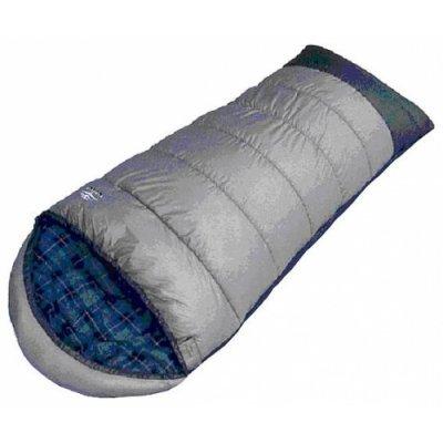 Спальный мешок Bergen Sport Everest 450 серо-зелёный/зелёный (EVEREST 450)