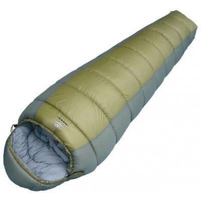 Спальный мешок Bergen Sport Tibet 500 темно-салатовый (TIBET 500)