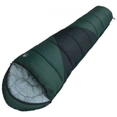 Спальный мешок Bergen Sport Zion 500 голубой/тёмно-серый (ZION 500)