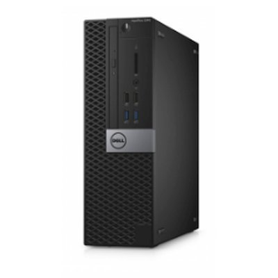 Настольный ПК Dell Optiplex 3046 SFF (3046-0131) (3046-0131)Настольные ПК Dell<br>ПК Dell Optiplex 3046 SFF i3 6100 (3.7)/4Gb/500Gb 7.2k/HDG530/DVDRW/Linux/Eth/180W/черный/серебристый<br>