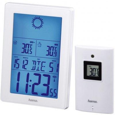 Метеостанция Hama EWS-3100 белый (00136257) hama hama th 130