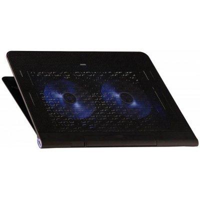 Подставка для ноутбука Buro BU-LCP170-B214 (BU-LCP170-B214) картридер buro bu cr 151 черный bu cr 151