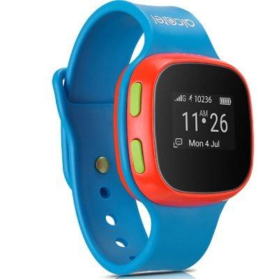 Умные часы Alcatel Move Time Track&amp;Talk SW10 Голубой/Красный (SW10-2GALRU1)Умные часы Alcatel<br>Смарт-часы Alcatel Move Time Track&amp;amp;Talk SW10, Голубой/Красный<br>