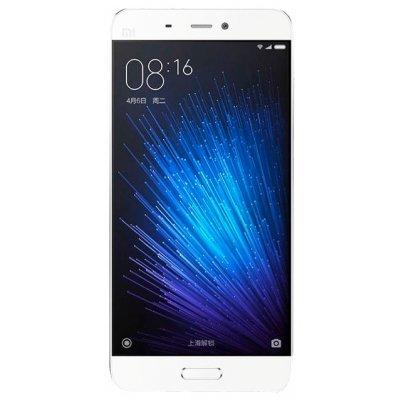 Смартфон Xiaomi Mi 5 32Gb белый (MI532WGB)Смартфоны Xiaomi<br>смартфон, Android 6.0<br>поддержка двух SIM-карт<br>экран 5.15, разрешение 1920x1080<br>камера 16 МП, автофокус<br>память 32 Гб, без слота для карт памяти<br>3G, 4G LTE, LTE-A, Wi-Fi, Bluetooth, NFC, GPS, ГЛОНАСС<br>объем оперативной памяти 3 Гб<br>аккумулятор 3000 мА/ч<br>вес 129 г, ШxВxТ 69.20x144.60x7.30 мм<br>