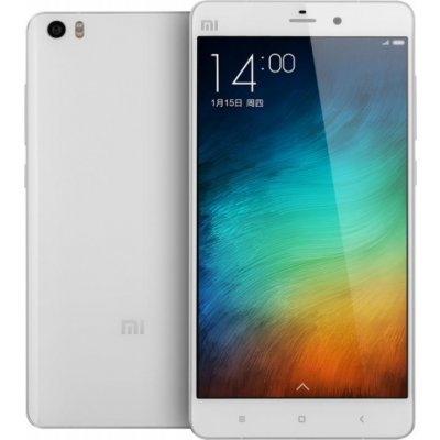 Смартфон Xiaomi Mi Note 64Gb белый (Mi Note 64Gb White)Смартфоны Xiaomi<br>смартфон, Android 4.4<br>поддержка двух SIM-карт<br>экран 5.7, разрешение 1920x1080<br>камера 13 МП, автофокус<br>память 64 Гб, без слота для карт памяти<br>3G, 4G LTE, Wi-Fi, Bluetooth, GPS, ГЛОНАСС<br>объем оперативной памяти 3 Гб<br>аккумулятор 3000 мА/ч<br>вес 161 г, ШxВxТ 77.60x155.10x7 мм<br>