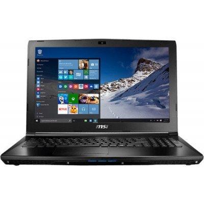 Ноутбук MSI GL62 6QD-454 (9S7-16J612-454) (9S7-16J612-454) карта памяти compactflash sony qd n64 j