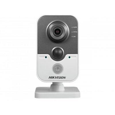 Камера видеонаблюдения Hikvision DS-2CD2442FWD-IW (4MM) (DS-2CD2442FWD-IW 4MM) камера видеонаблюдения hikvision ds 2cd2022wd i 4 mm ds 2cd2022wd i 4 mm