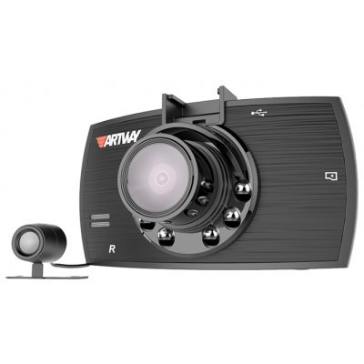 Видеорегистратор Artway AV-520 (Artway-AV-520) artway av 507 автомобильный видеорегистратор black