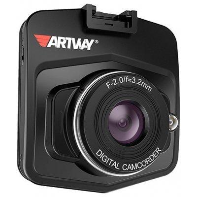 Видеорегистратор Artway AV-510 (Artway-AV-510) artway av 507 автомобильный видеорегистратор black