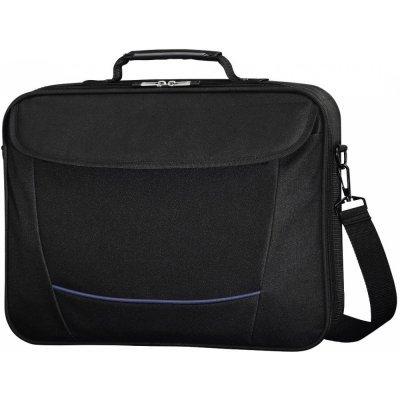 """Сумка для ноутбука Hama 15.6"""" Seattle Life черный/серый (00101292)"""