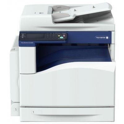 Цветной лазерный МФУ Xerox DocuCentre SC2020 (SC2020 DADF) сканер протяжной dadf xerox documate 4440i 100n02942