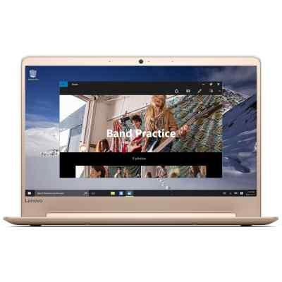 Ноутбук Lenovo IdeaPad 710S-13IKB (80VQ000RRK) (80VQ000RRK)Ноутбуки Lenovo<br>Ноутбук Lenovo IdeaPad 710S-13IKB Core i5 7200U/8Gb/SSD256Gb/Intel HD Graphics/13.3/IPS/FHD (1920x1080)/Windows 10 Professional/gold/WiFi/BT/Cam<br>