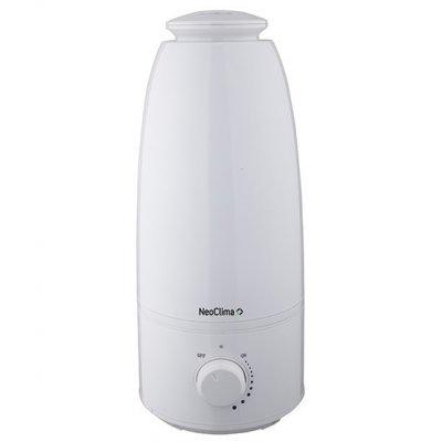 Увлажнитель и очиститель воздуха Neoclima NHL-250L белый (NHL-250L)Увлажнитель и очиститель воздуха Neoclima <br>Увлажнитель воздуха Neoclima NHL-250L 30Вт (ультразвуковой) белый<br>