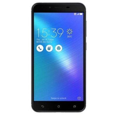 Смартфон ASUS Zenfone 3 Max ZC553KL серый (90AX00D2-M00280)Смартфоны ASUS<br>Смартфон ASUS Zenfone 3 Max ZC553KL DS 5,5(1920x1080)IPS LTE Cam (16/8) MSM8937 1.4ГГц(4) (2/32)Гб A6.0 4100мАч Серый 90AX0087-M00280<br>