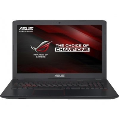 Ноутбук ASUS ROG GL552VX-DM365T (90NB0AW3-M04520) (90NB0AW3-M04520) ноутбук asus rog gl553ve 90nb0dx3 m00720 90nb0dx3 m00720