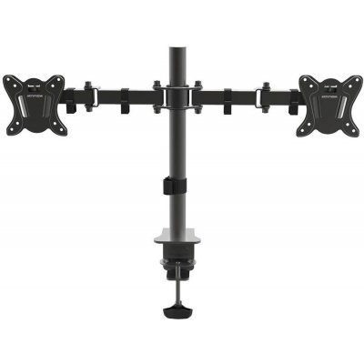 Кронштейн для ТВ и панелей Arm Media LCD-T13 (10154) arm media lcd t13 15 32 до 8кг vesa до 100x100 черный для двух мониторов