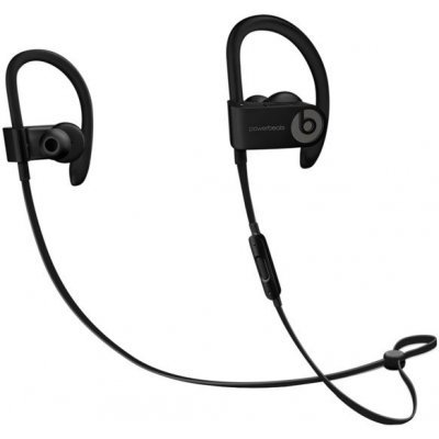 Bluetooth-гарнитура Beats Powerbeats 3 WL черный (ML8V2ZE/A) гарнитура beats powerbeats 3 wl red mnly2ze a