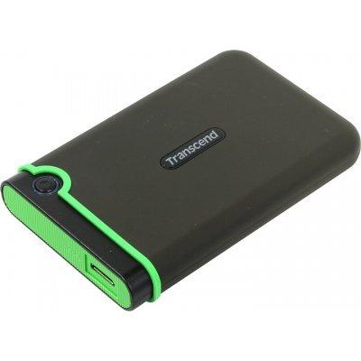 Внешний жесткий диск Transcend 1TB StoreJet 25MС (TS1TSJ25MC) (TS1TSJ25MC)