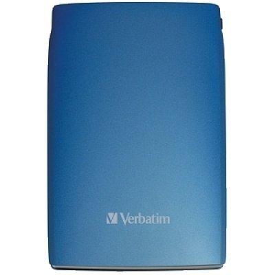 Внешний жесткий диск Verbatim 1TB [53175] (53175)Внешние жесткие диски Verbatim<br>Внешний жесткий диск 1TB Verbatim Store &amp;amp;#039;n&amp;amp;#039; Go, 2.5, USB 3.0, Синий<br>