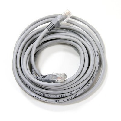 Кабель Patch Cord Telecom NA102--5M UTP кат.5е 5,0м серый (NA102--5M) кабель patch cord utp 5м категории 5е синий nm13001050bl