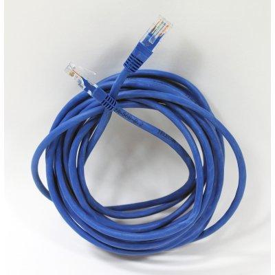 цены  Кабель Patch Cord Telecom NA102-L-5M UTP кат.5е 5,0м синий (NA102-L-5M)