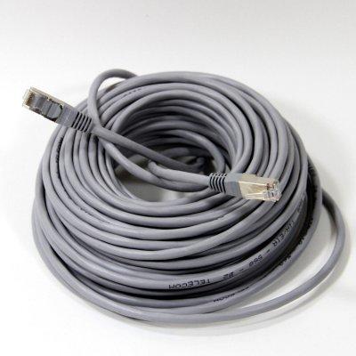 Кабель Patch Cord Telecom NA102-FTP-C5E-20M FTP кат.5e 20m (NA102-FTP-C5E-20M)Кабели Patch Cord Telecom<br>NA102-FTP-C5E-20M FTP кат.5e 20m<br>