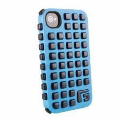 Чехол для смартфона Forward Apple iPhone 4S синий/черный CP2IP4006E (CP2IP4006E)Чехлы для смартфонов Forward<br>Противоударный чехол для iPhone 4S, Extreme Grid реактивная защита от удара и падений (RPT &amp;#8482;), синий/черный, G-Form.<br>