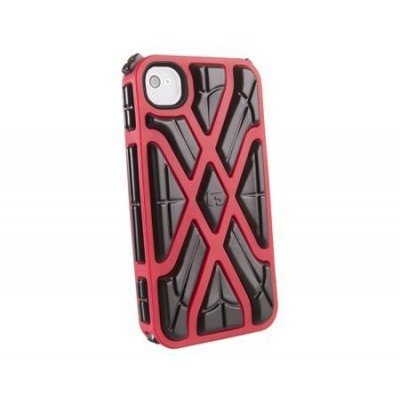 все цены на Чехол для смартфона Forward Apple iPhone 4S красный/черный CP1IP4009E (CP1IP4009E) онлайн
