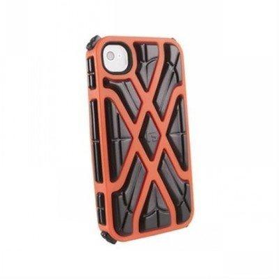 Чехол для смартфона Forward Apple iPhone 4S оранжевый/черный CP1IP4010E (CP1IP4010E) forward малые оранжевый