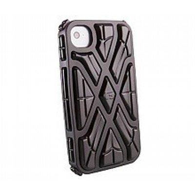 Чехол для смартфона Forward Apple iPhone 4S черный CP1IP4003E (CP1IP4003E)Чехлы для смартфонов Forward<br>Противоударный чехол для iPhone 4S, X-Protect реактивная защита от удара и падений (RPT &amp;#8482;), черный/черный, G-Form.<br>