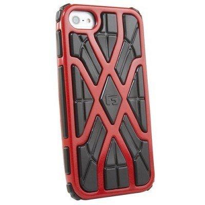 Чехол для смартфона Forward Apple iPhone 5/5S красный/черный EPHS00206BE (EPHS00206BE)Чехлы для смартфонов Forward<br>Противоударный чехол для iPhone 5/5S, EXTREME реактивная защита от удара и падений (RPT &amp;#8482;), красный/черный, G-Form.<br>