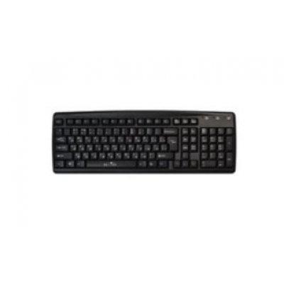 Клавиатура OKLICK 170M черный USB (KW-1318)Клавиатуры OKLICK<br>Клавиатура Oklick 170M черный USB<br>